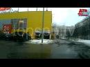 Момент взрыва в Санкт Петербурге в Красносельском районе на пр Народного ополчения