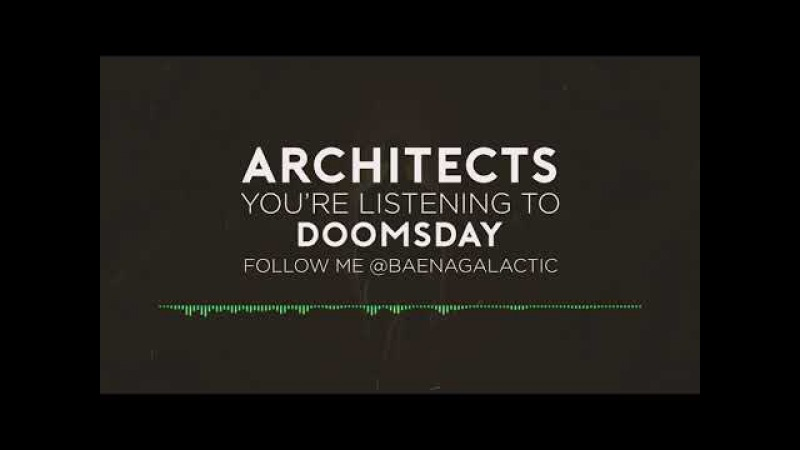 Architects - Doomsday (Guitar Instrumental Cover) - Andrew Baena