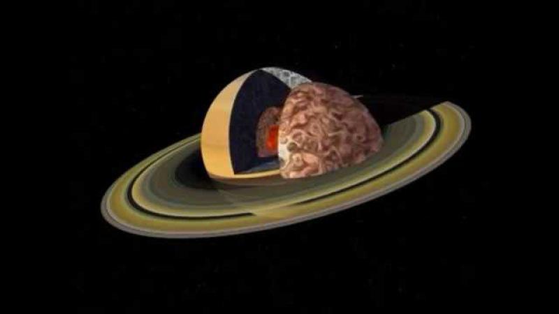 Все тайны космоса 15 Сатурн властелин колец