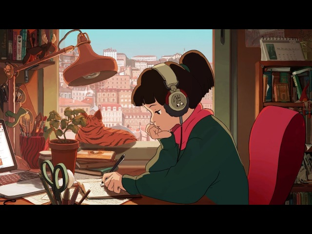 Chill Study Beats - lofi hip hop mix [2018]
