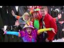 Клоуны жгут в ТЦ Аврора жесть смотреть до конца