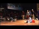 Top 9 v Endangered Species UK B boy Championships World Final 2009 Final