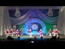 Выступление на городском фестивале Танцевальная постановка по сказкеМорозко
