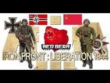 Arma 3 RED BEAR Iron Front 20 03 2018 Оборона села