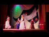 Восточные танцы)))