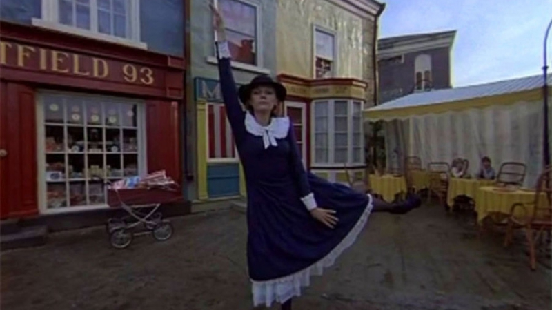 Сказочная Мэри Поппинс, до свидания!