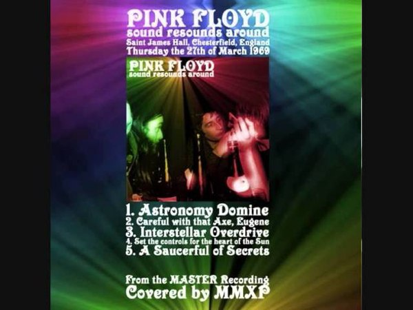 Pink Floyd - Sound Resounds Around (Live Chesterfield, UK - March 27th, 1969)