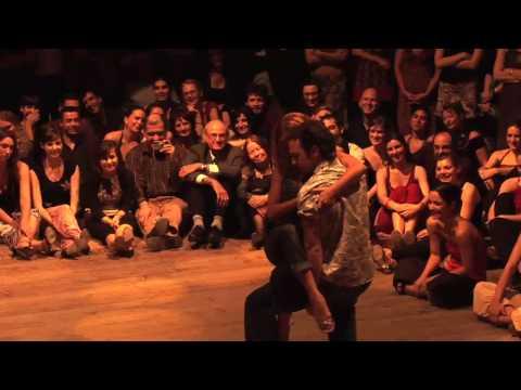 Impro Pablo Villarraza Paula Rubin @ Vaudeville BTF 2009