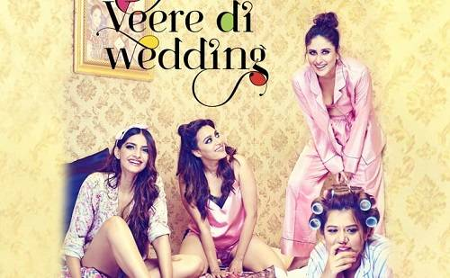 Veere Di Wedding torrent movie poster