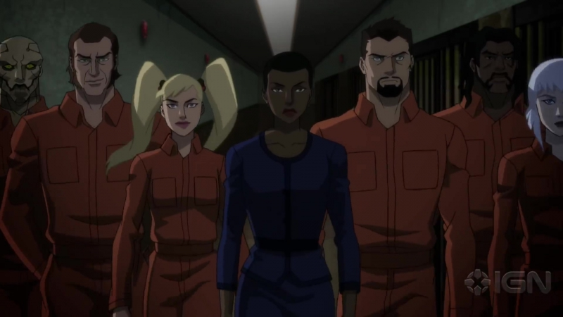 ENG | Трейлер мультфильма «Отряд самоубийц: Строгое наказание — Suicide Squad: Hell To Pay». 2018.