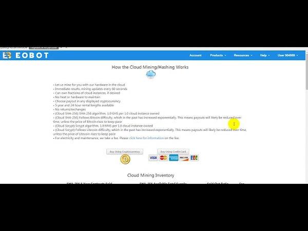 4 EOBOT - Сколько нужно GHS 4.0 чтобы получать зарплату 25000р. Видео 4