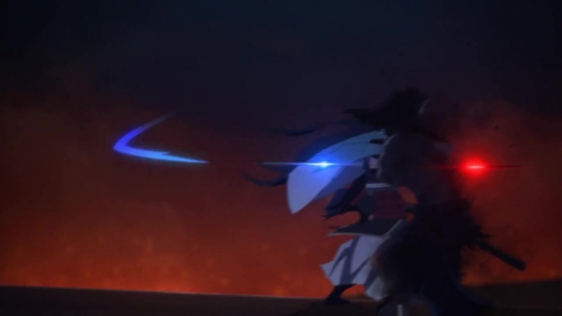 Дикая пляска мечей Katsugeki Touken Ranbu