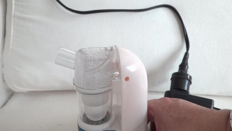 Portable Inhaler Nebulizer