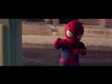Spider-Man- baby and me