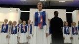 Выступление детского камерного хора Ансамбль песни и пляски им. В. С. Локтева песня