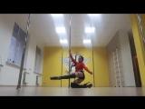 Exotic Pole Dance. Корелова Анжелика