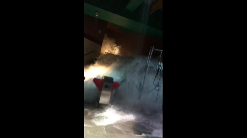 Bill Kaulitz Instagram Stories (23.03.2018): Катастрофа в подземке