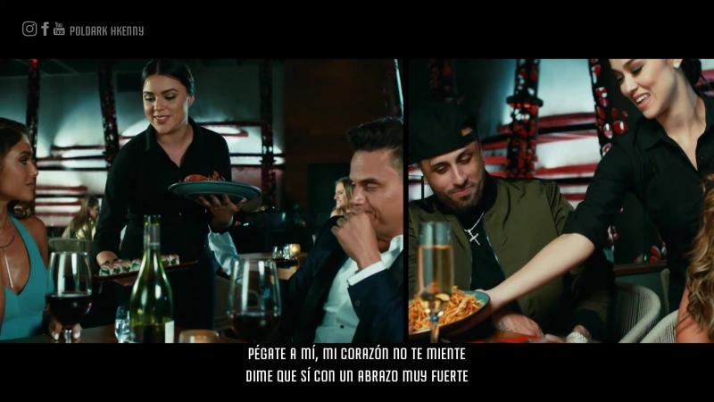 Silvestre Dangond, Nicky Jam - Casate Conmigo (Video con Letra) (By Poldark Hkenny)