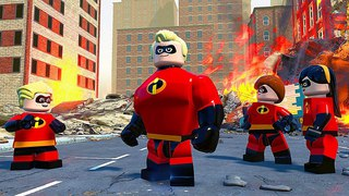 LEGO INCREDIBLES Announcement Trailer (2018)