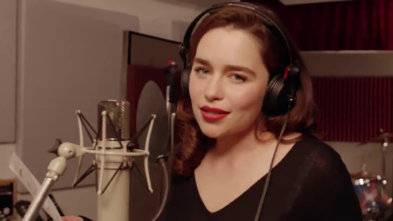 Game of Thrones - The Musical | Emilia Clarke (Red Nose Day)