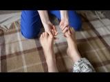 Тайский массаж - Стопы (Ирина Заварзина)