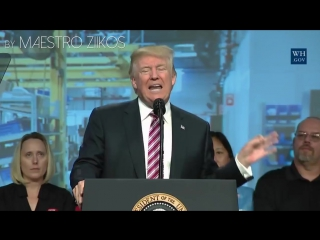 Кавер Дональда Трампа песни Camila Cabello - Havana ( cover by Donald Trump )