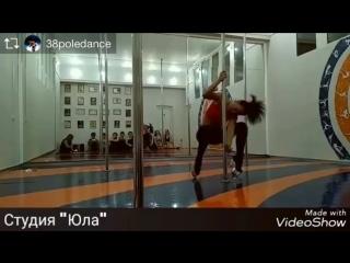 Exotic Dance: обучаем танцевать Иркутск май 2018