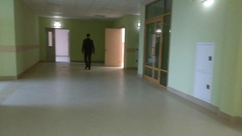 Лифт и Деканат в новом корпусе СПбГАУ