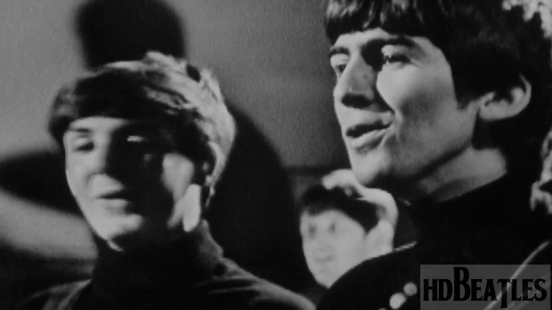 The Beatles - Twist And Shout [Scene At 6.30, Granada TV, Manchester, United Kin