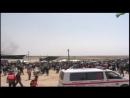 Palestine Six blessés dans des affrontements face à l'armée colonisatrice près de la frontière de Rafah