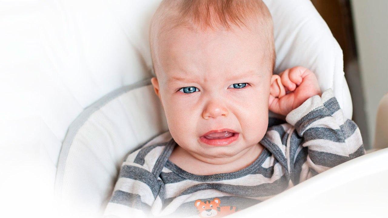 Что такое ушная инфекция у ребенка?