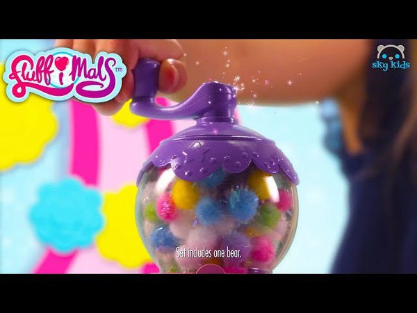 Best Toys 🌈 FluffiMals Factory 💗 Best Toys Commercials