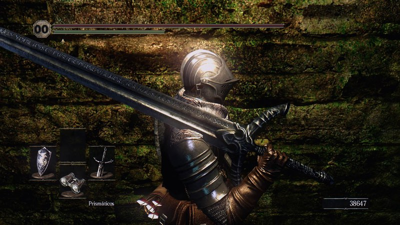 My Dark Souls Remastered - DsFix Mods 4k 60 FPS Reshade