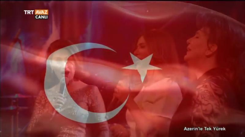 Ölürüm Türkiyem - Nazlı Öksüz, Nursaç Doğanışık ve Azerin