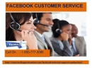 Don't Wag Off Just Avail Facebook Customer Service 1-850-777-3086