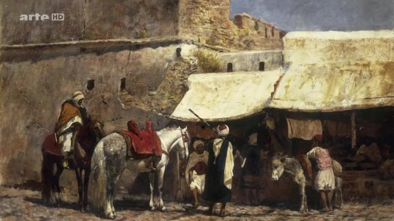 Les Petits Secretss Grands Tableaux 09 Femmes Dalger Dans Leur Appartement, 1834, Eugènelacroix Fr 720P Hdtv x264-Clo2