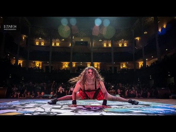 STREETSTAR 2015 | LASSEINDRA vs INXI | Vogue Femmes Final