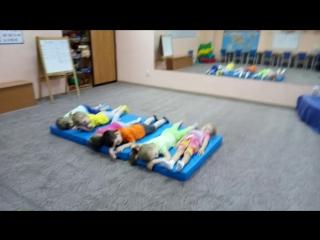 Детский Фитнес в ЯСАМ упражнение Будильник