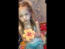 Доча поёт цветы под снегом🤣😂👍☺️
