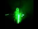 Гала ужин лазерное шоу
