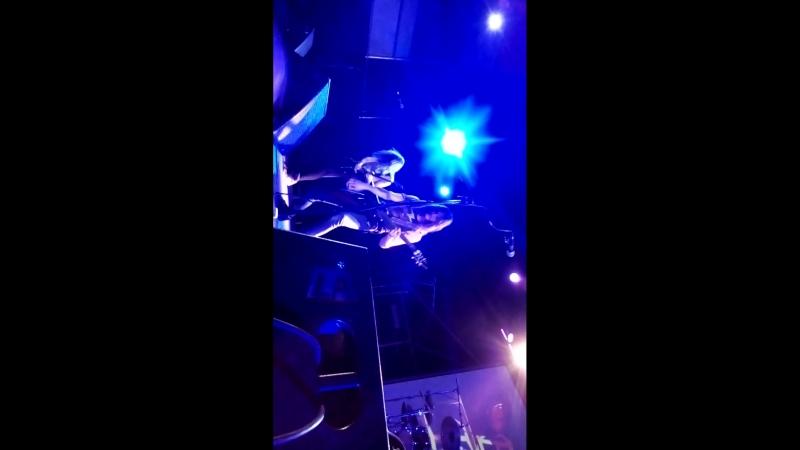 Концерт зловещей рок трэш группы Evil Invadeers.Kiev.13.04.18.Клуб Bingo.