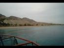 А где-то на границе Израиля и Иордании море изумрудного цвета и спокойствие, только спокойствие