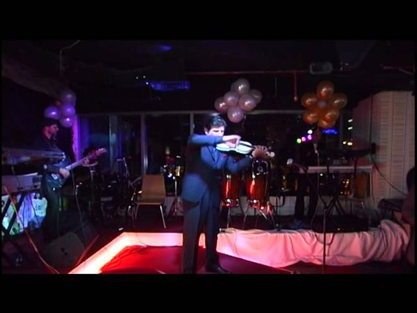 Amazing Violin by Bijan Mortazavi part1