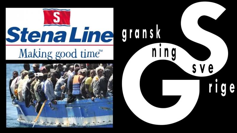 Stena Line forslar in kriminella i Sverige