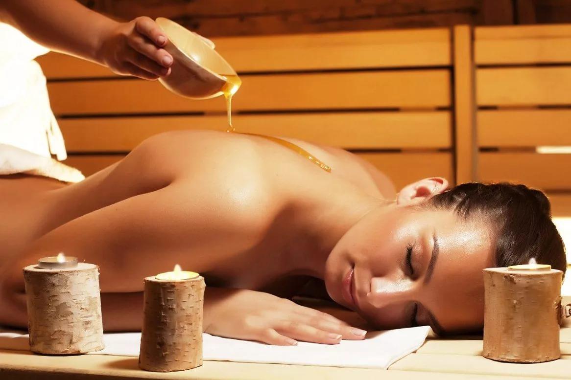 Как используется мёд на ранах