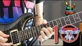 Top 10 Riffs Van Halen