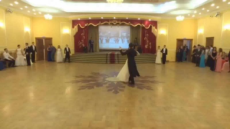 Вальс-Гавот. Осенний бал. ЦДК им. М.С. Щепкина. (23.11.2014)