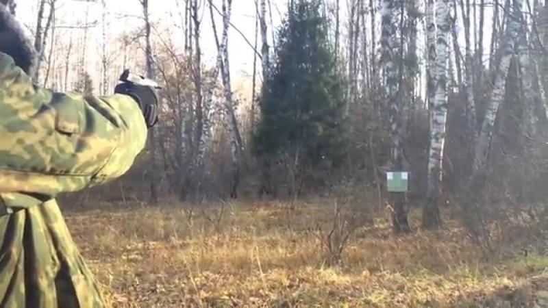Переделка ПМ-СХ под боевой патрон.mp4