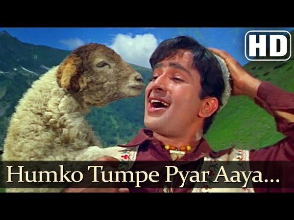 Affo Khudaa Hum Ko Tum Pe Pyar Aya- Shashi Kapoor - Nanda - Jab Jab Phool Khile - Old Hindi Hits