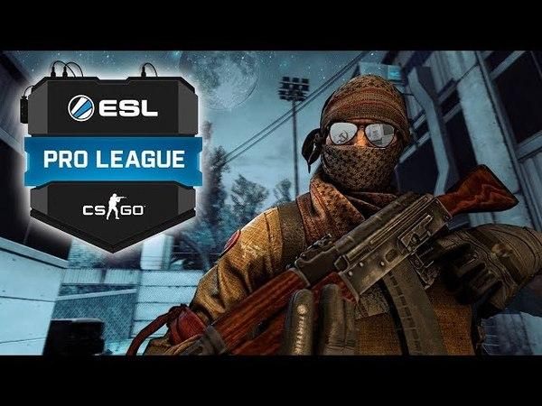 CS:GO - ESL Pro League Season 7 Finals (Fragmovie)